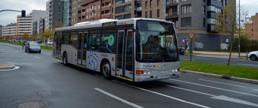 Tuvisa y el Ayuntamiento de Victoria-Gastéiz adjudican a Inca Grupo la concesión para la explotación publicitaria de sus autobuses urbanos